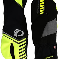 Pearl iZUMi Pro Amfib Lobster Gloves, Screaming Yellow