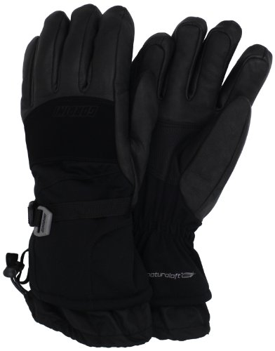 Gordini Men's The Polar Glove, Black, Large