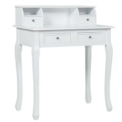 Best Choice Products Home Office Furniture Writing Desk