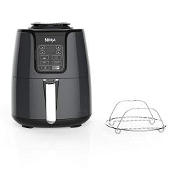 Ninja Air Fryer, 1550-Watt Programmable Base for Air Frying