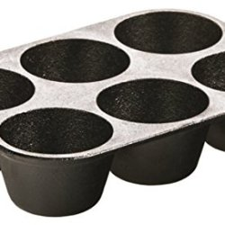 Lodge Cast Iron Cookware Mini Muffin/Cornbread Pan