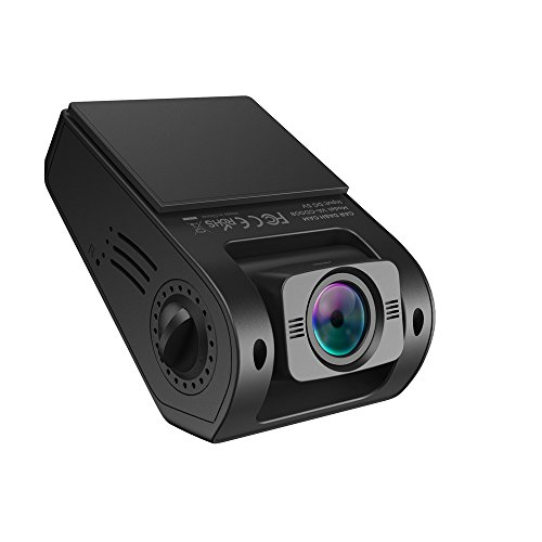VAVA Dash Cam with 1080P 30fps 160 Degrees Wide Angle Lens