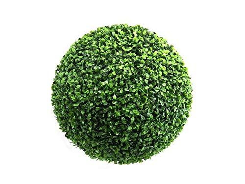 "Blaak Penny Decorative Balls by (1 Ball, 20.9"" Boxwood Ball)"