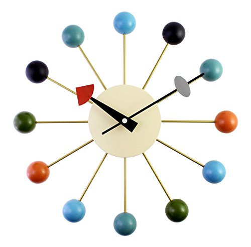 A.Cerco Designer Wooden and Metal Analog Movement