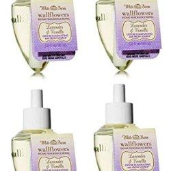 Bath & Body Works Lavender Vanilla Wallflower