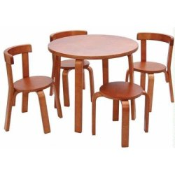 Kids Table and Chair Set - Svan Play with Me Toddler Table