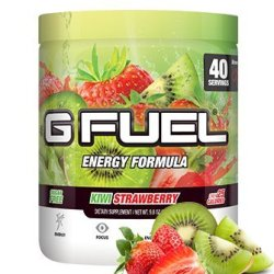 Gamma Labs G Fuel Dietary Supplement, Kiwi Strawberry