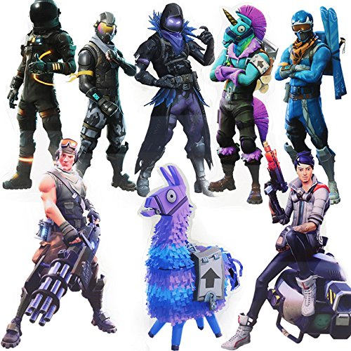 Game, Fun, 21cm Fortnite Figures Toy Fortnight Night