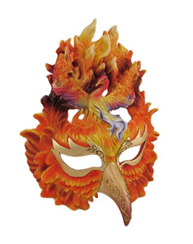 Veronese Resin Decorative Masks Hand Painted