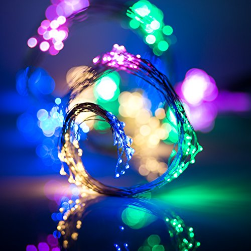 Otimo 2 Meters 480LED Indoor/Outdoor Starry Fairy String Lights
