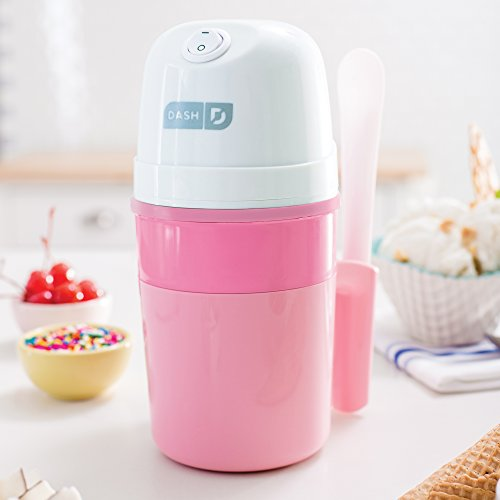 DASH My Pint Ice Cream Maker, One, Pink