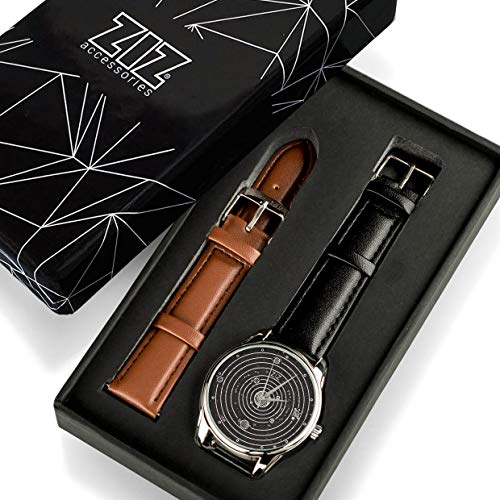 Astronomy Watch, Space Watch, Unisex Wrist Watch Astronomy Watch, Space Watch, Unisex Wrist Watch, EVERY WATCH COMES IN A BEAUTIFUL GIFT BOX AND WITH AN ADDITIONAL BAND.