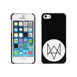 ThinkGeek Watch Dogs iPhone 5/5s Case