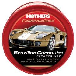 Mothers California Gold Brazilian Carnauba Cleaner
