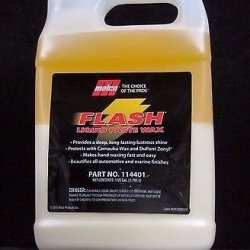 Malco Flash Liquid Paste Wax (1 Gallon)
