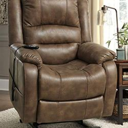 Ashley Furniture Signature Design - Yandel Power Lift Recliner