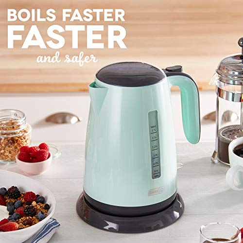 Dash Easy Electric Kettle + Water Heater with Rapid Boil