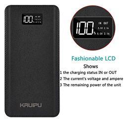 Power Bank 24000mAh Portable Charger Battery