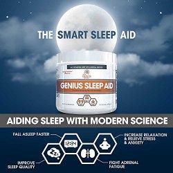 Genius Sleep AID – Smart Sleeping Pills