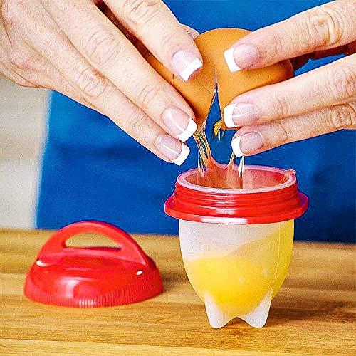 Egg-cellent Egg Cooker Cups — Hard boiled, Soft boiled