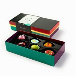 Kate Weiser Chocolate 6 piece Artist Collection