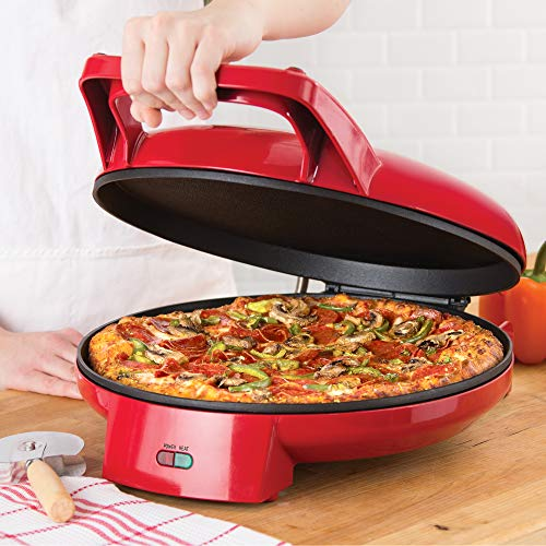 Dash Double Up Compact Electric Skillet