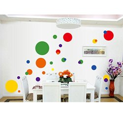 Colorful DIY Home Decoration Adesivo De Parede Stickers