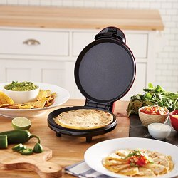 """Dash 8"""" Express Electric Round Griddle for Pancakes"""