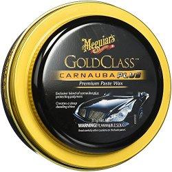 Meguiars Gold Class Carnauba Plus Paste Wax