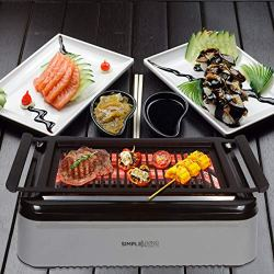 Simple Living Products - Smokeless Grill