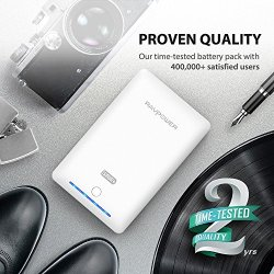 Portable Chargers 16750mAh External Battery Pack
