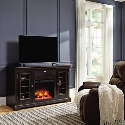 Ashley Furniture Signature Design - Small Electric Fireplace Insert