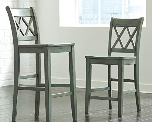 Ashley Furniture Signature Design - Mestler Bar Stool