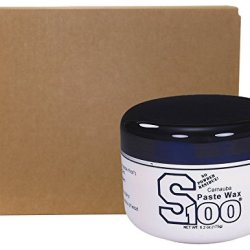 Carnauba Paste Wax Tub - 6.2 oz., (Pack of 12)