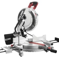 12-Inch Quick Mount Compound Miter Saw with Laser