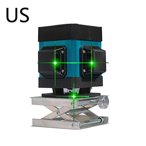 Roche.Z 3D 360 Infrared ray Level Self-Leveling