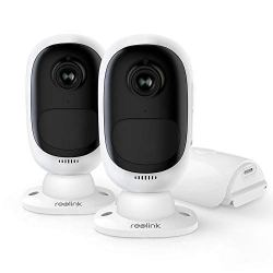 Reolink Argus 2 (2 Pack) | Outdoor Wireless