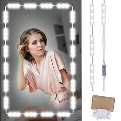 Makeup Mirror Light, 9.8FT 60 LED Vanity Mirror Lights Kits