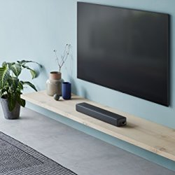 Sony 2.1ch Sound Bar with Built-in Subwoofer and Bluetooth