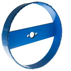 Blue Boar Recessed Light Carbide Grit Hole Saw