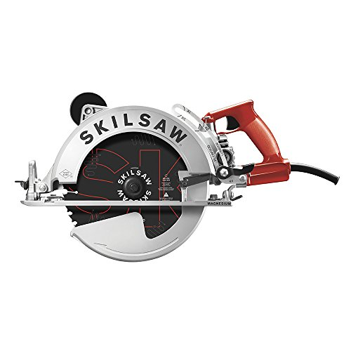 "SKILSAW 15 Amp 10-1/4"" Magnesium SAWSQUATCH Worm Drive Circular Saw"