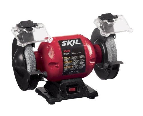 SKIL 6-Inch Bench Grinder