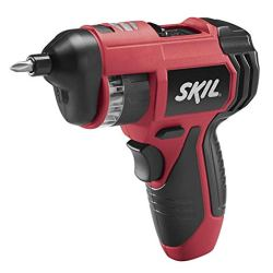 SKIL Quick-Select 12-Bit Interchangeable Power Screwdriver