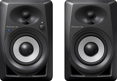 Pioneer DJ DM-40BT Bluetooth Desktop Monitors