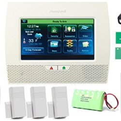 Honeywell Wireless Lynx Touch Home Automation