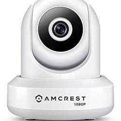 Amcrest 1080P WiFi Security Camera 2MP