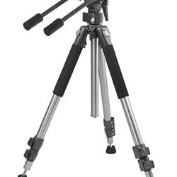 "Heavy Duty 67"" Tripod for Nikon w/Dual Handles"