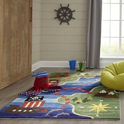 Momeni Rugs Lil' Mo Whimsy Collection