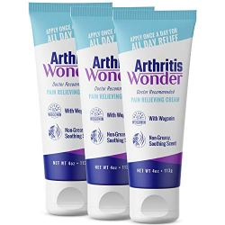 Arthritis Wonder - Pain Relief Cream for Joints