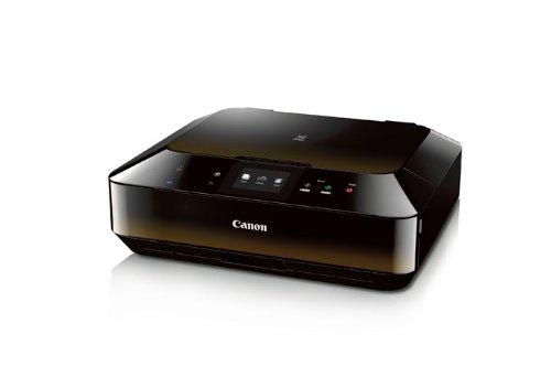 Canon PIXMA Black Wireless Color Photo Printer
